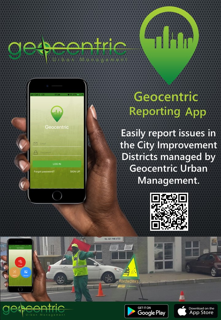 Geocentric Reporting App 1